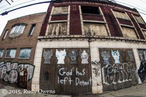 God Save Detroit, Jefferson Avenue