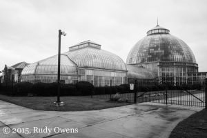 Anna Scripps Whitcomb Conservatory, Belle Isle