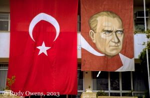 Ataturk, Father of the Modern, Secular Turkish State