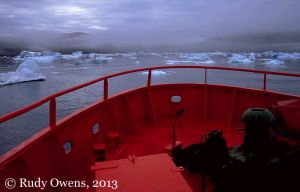 Ferry Commuting in Southwest Greenland