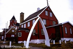 Old Town Sisimiut