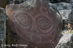 Tsagaglalal--She Who Watches (Columbia Hills State Park)