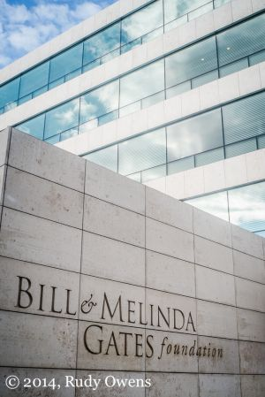 World Headquarters, Bill and Melinda Gates Foundation, Seattle (June 2014)
